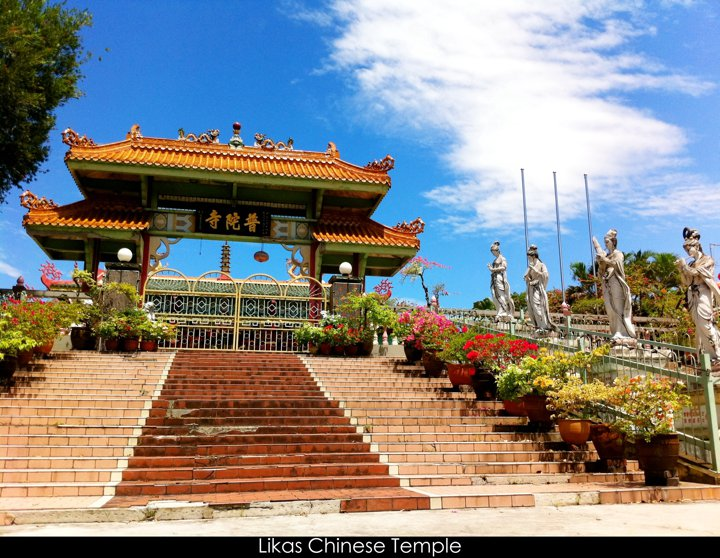 Chinese Temple 01